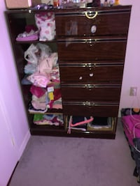 Dresser with tons of space  Falls Church, 22041