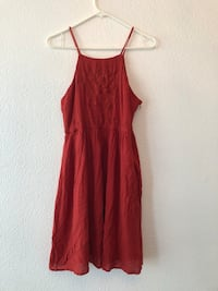 Red Forever 21 Dress Pearland, 77581
