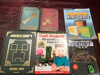Minecraft books Winnipeg, R3T 0R8