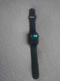 black Apple Watch with black sports band Bakersfield, 93304