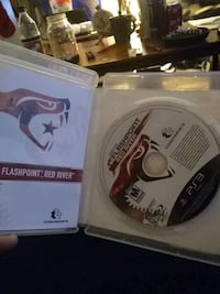 two Sony PS3 game discs Baytown, 77520