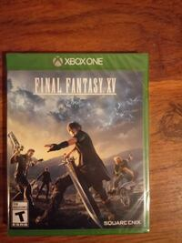Xbox One Final Fantasy XV Not opened Norwich, N0J 1P0