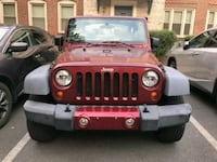 2008 - Jeep - Wrangler Fairfax