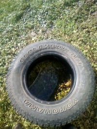 2 tires p 235/70r16 Freedom, 14065