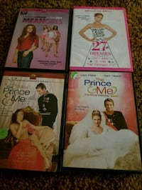 Movies 3 dollars each  Poseyville, 47633