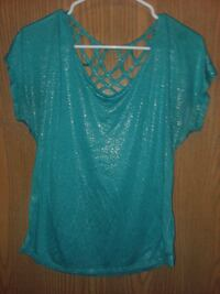 Teal with shimmer sparkle to it Sioux Falls, 57108