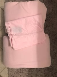 Queen size Fleece bedding 4 piece New