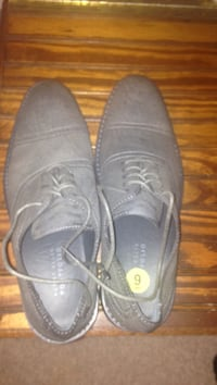 Pair of gray wingtip loafers Magnolia, 77354