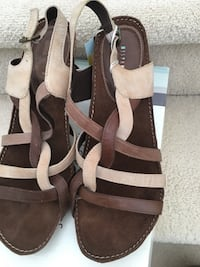 NEW with box Ladies sandals Size 41 Calgary, T2Y 3S3