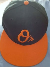 Authentic Baltimore Orioles Hat Bunker Hill, 25413