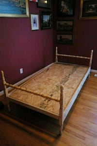 Twin bed frame Raleigh, 27603