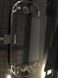 PS Vita/PS4 Screen with charger and memory card Toronto, M3L 2E1