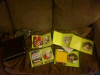 Xbox 360 with games and 1 controller Baltimore, 21224