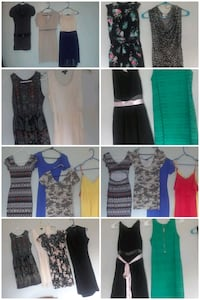 dresses size xs-med (fit like a sml) San Antonio, 78201