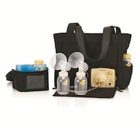Medela Pump in Style Double Electric Breast Pump - Tote Laval, H7T
