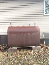 "Oil Tank - 275 Gallons w/8"" of oil Washington, 20554"