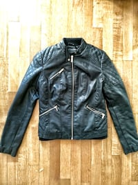 Leather effect jacket  Athens