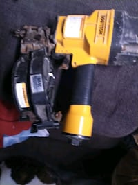 Bostitch siding nail gun in great condition