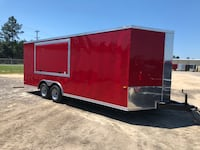 2018 Brand New 20ft X 8.5ft Enclosed Trailer Wood Dale