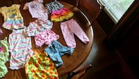 toddler's assorted clothes Walkerton, 46574