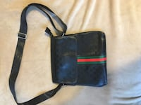 Black Gucci handbag Kitchener, N2E 3J9