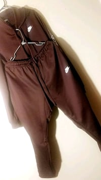 Burgundy track suit  Calgary, T2A 5L2