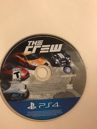 The Crew PS4 Hollywood, 33021
