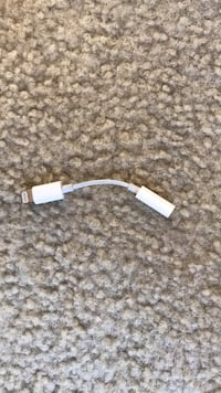 White and black usb cable Silver Spring, 20902