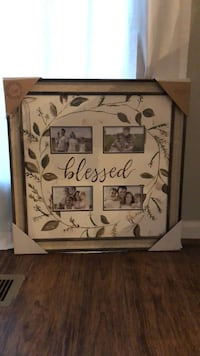 Large Frame new with tags from Kirkland's  Alabaster, 35007