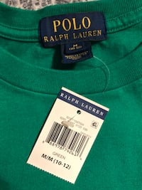 Polo tee size 8-10 with tag still on Mississauga, L5R 0E9