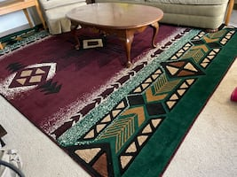 Area rug 10ft by 8ft