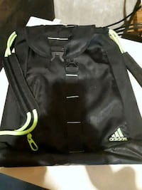 black and white Adidas backpack Ottawa, K2S 0B1