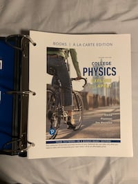 College Physics 2nd Edition Looseleaf Toronto, M6L 2T6