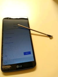 LG Stylo 3 *Boost Mobile/CRACKED SCREEN* Alexandria, 22309