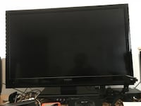 40inch TV with working remote  2281 mi
