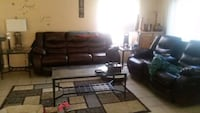 Couches and tables