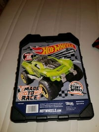 Hot Wheels carrying  case Mississauga, L5E 1Z9
