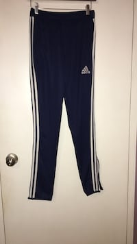 Adidas - Navy Blue & White Track Pants Toronto, M3A 1Z8