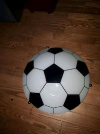 white and black soccer ball Edmonton, T6P 1C1