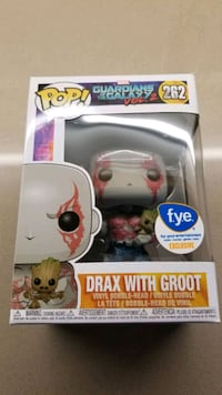 Drax with Groot FYE Exclusive  Oakville, L6M 1L3