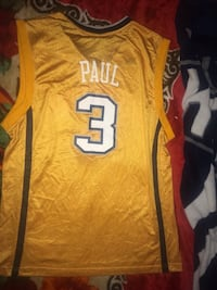 Chris Paul new orleans Jersey adidas New York, 10029