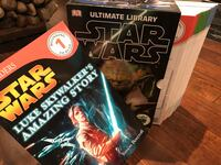 Star Wars books reading level 1,2 and 3 with 20 individual books  Mississauga, L4Y 3L9