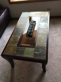 Solid wood coffee table  Naperville