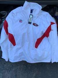 49ers jacket Fort Morgan, 80701