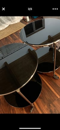 Round end tables  Los Angeles, 91356