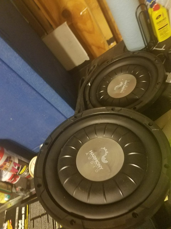 10 in subwoofers