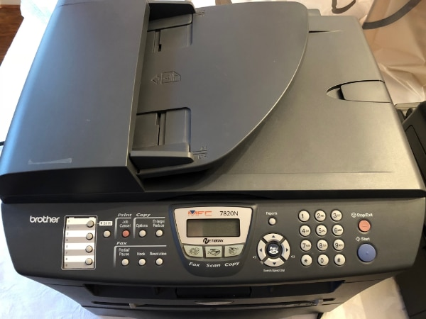 DRIVERS FOR 7820N PRINTER