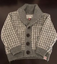 Gray cardigan — size 3 month Riverview, 33578