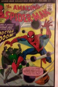 Spider-Man original comic still in package year 1963 284 mi