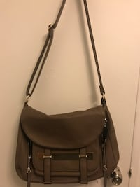 Taupe Messagener Bag Toronto, M3N 2T2